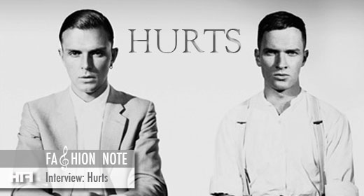 Interview - Hurts