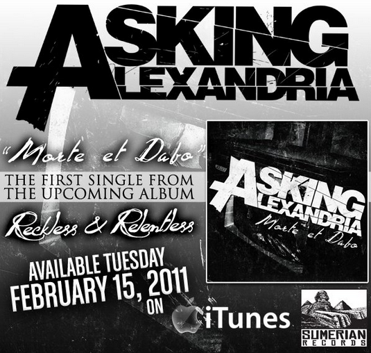 asking alexandria reckless and relentless download