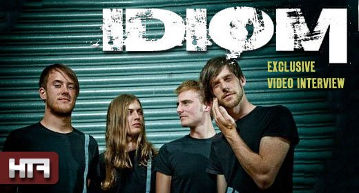 video interview idiom exclusive htf magazine