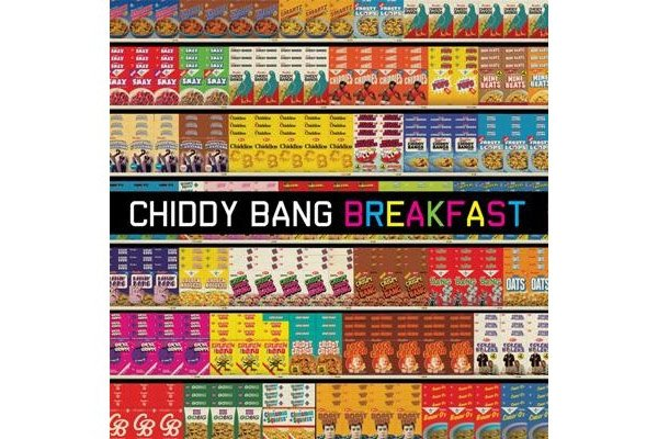 Breakfast Album Art
