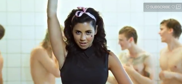 Marina And The Diamonds How to be a Heartbreaker Models Marina And The Diamonds How