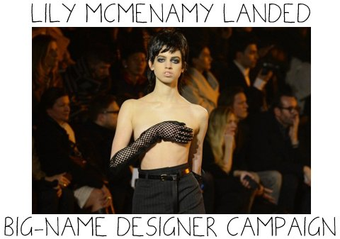 Lily McMenamy header image