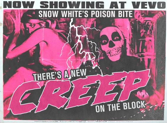 Snow White's Poison Bite - There's A New Creep On The ...