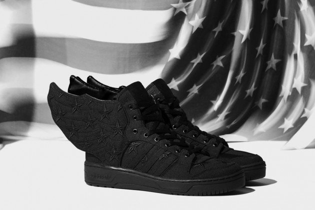 Adidas Jeremy Scott Bones Asap Rocky