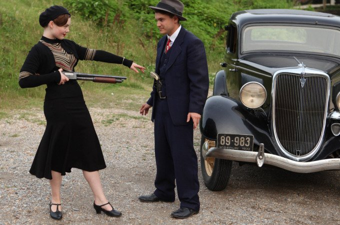 abbastanza Lights, Camera, Fashion: Bonnie & Clyde (2013), September 2013  AC31