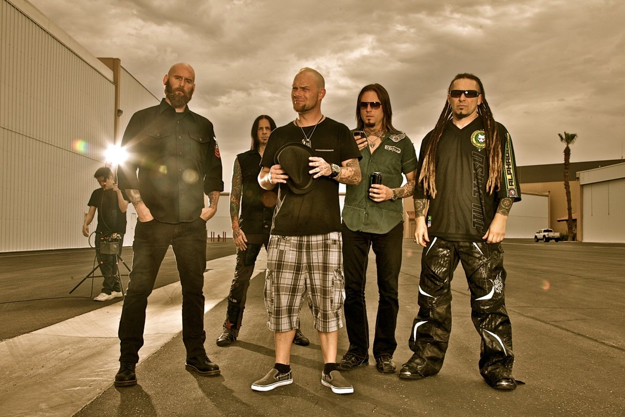 five finger death punch release new video 'house of the rising sun