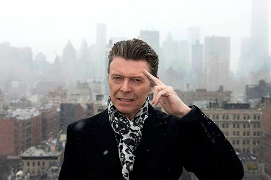 David Bowie Press Shot