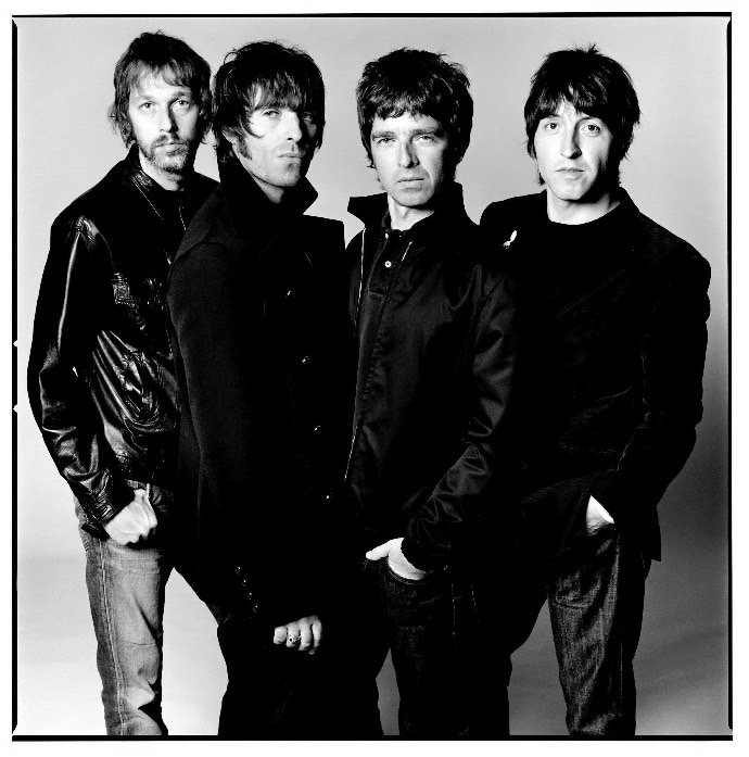フジロック】Oasisのルーツ【ノエルギャラガー】 Oasis Band Logo
