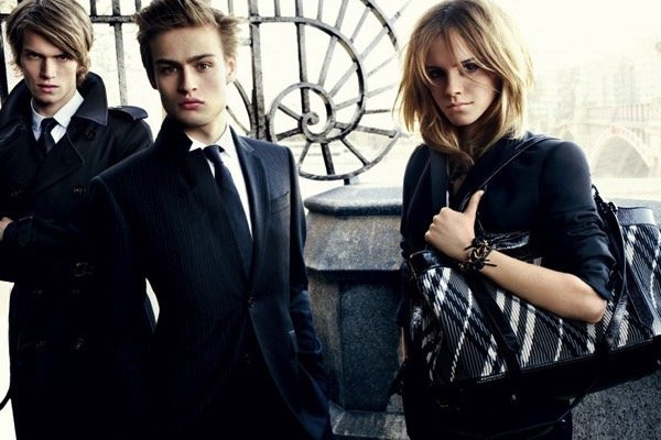 Burberry Advertisement Campaign