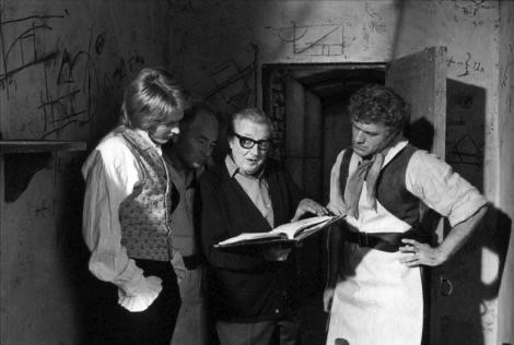 Legendary Hammer Horror director Terence Fisher