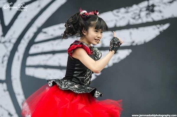 Babymetal Sonisphere 2014
