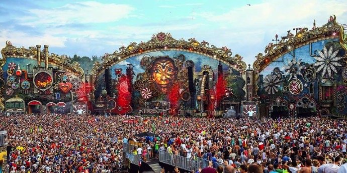 Tomorrowland 2014 - Weekend 2
