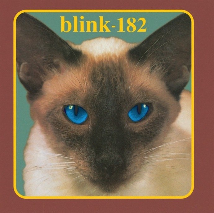 Blink-182 Cheshire Cat...