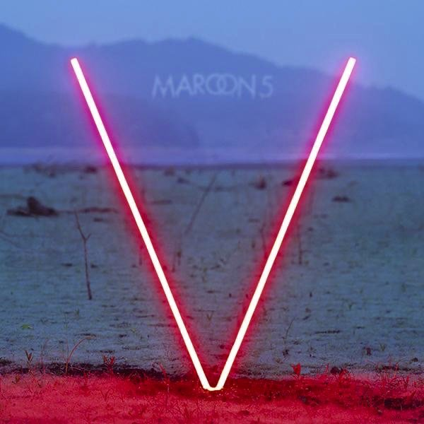 V Album Cover Credit Maroon 5 Official