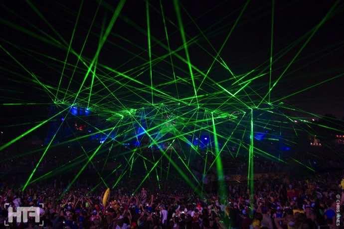 Lazers Tomorrowland 2014, Best Festival Wristband