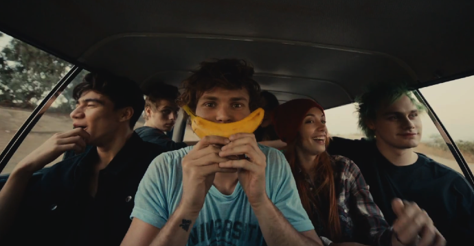 Seconds of Summer have released the official video for ' Amnesia ...