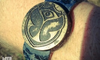 Wristband Tomorrowland 2014
