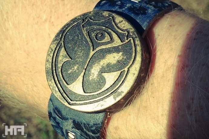 Wristband Tomorrowland 2014, Best Festival Wristband