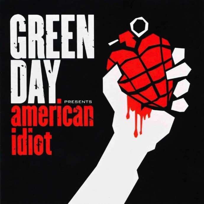 musica de green day en espanol: