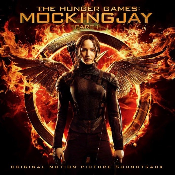 Mockingjay pt 1 offical motion picture soundtrack album review
