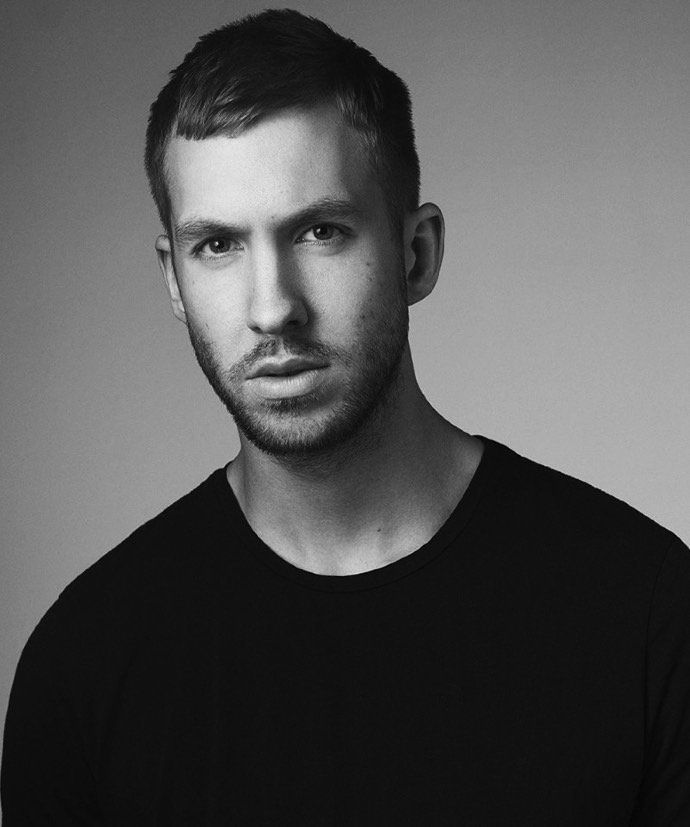 Calvin Harris Flaunts His Abs, Goes Shirtless for Armani