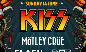 Kiss Download Festival