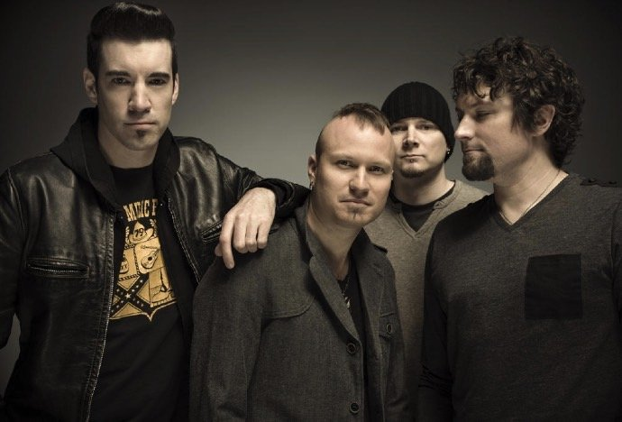 Theory Of A Deadman Tour