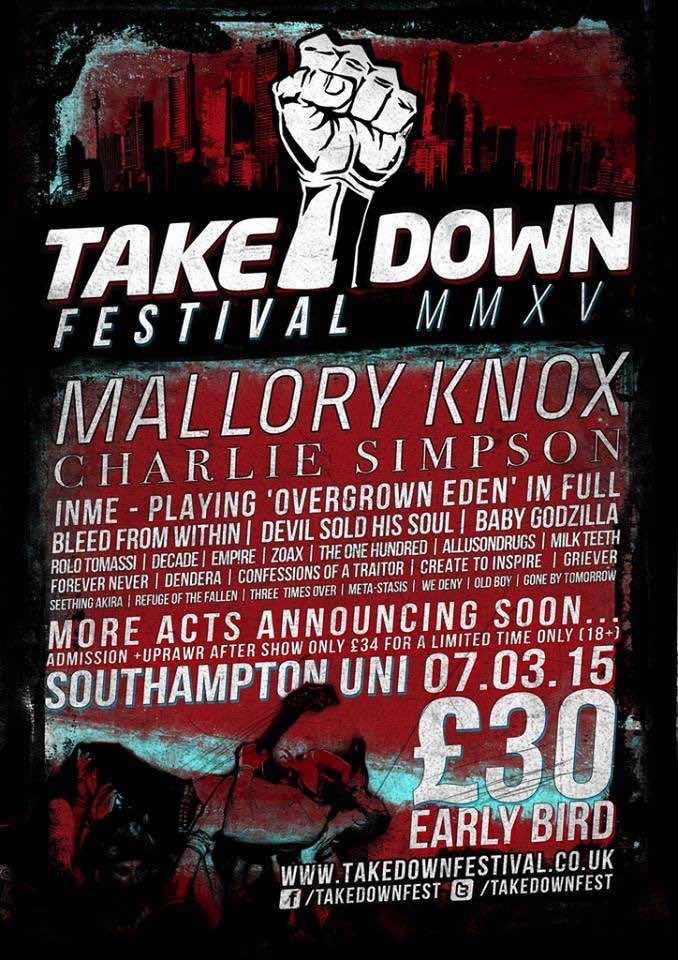 Takedown Festival 2015