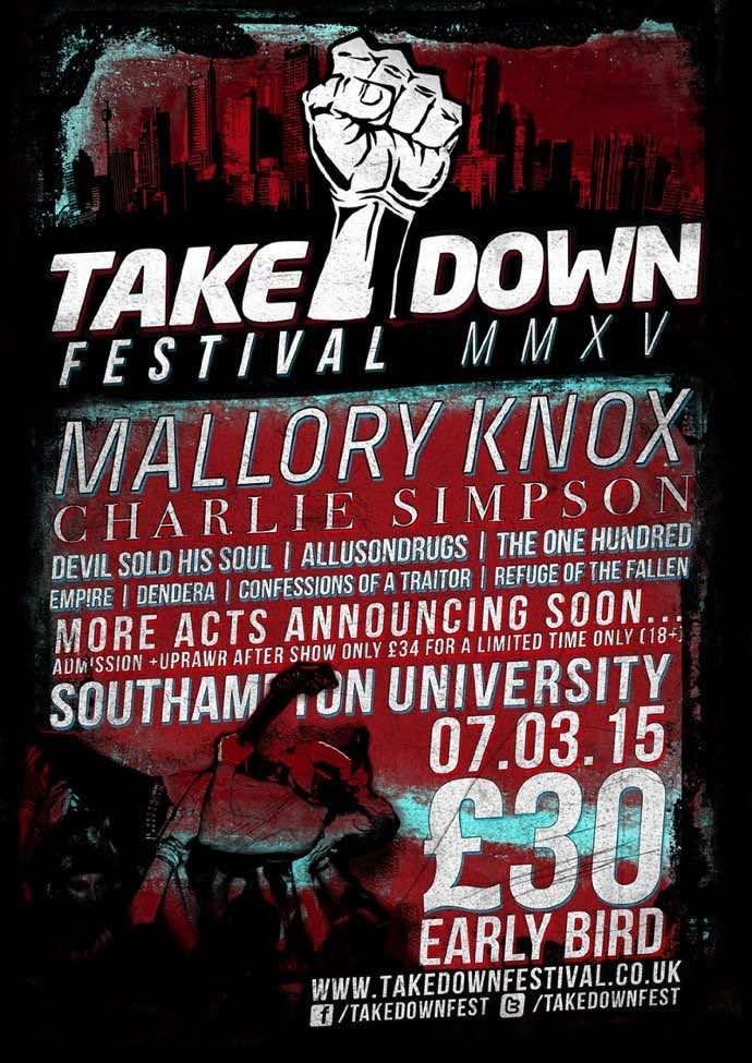 Takedown Festival