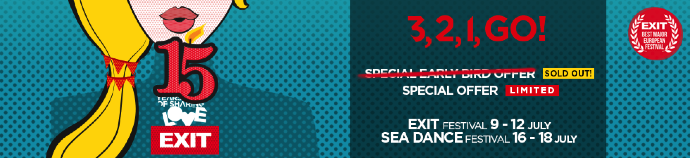 EXIT Festival 2015