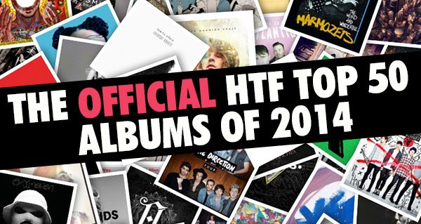 HTF Top 50 Albums