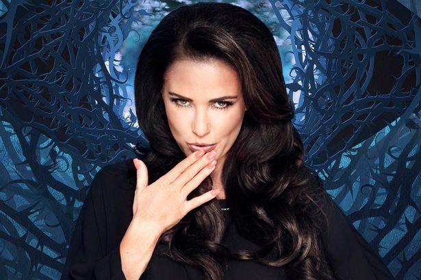Katie Price Celebrity Big Brother 2015