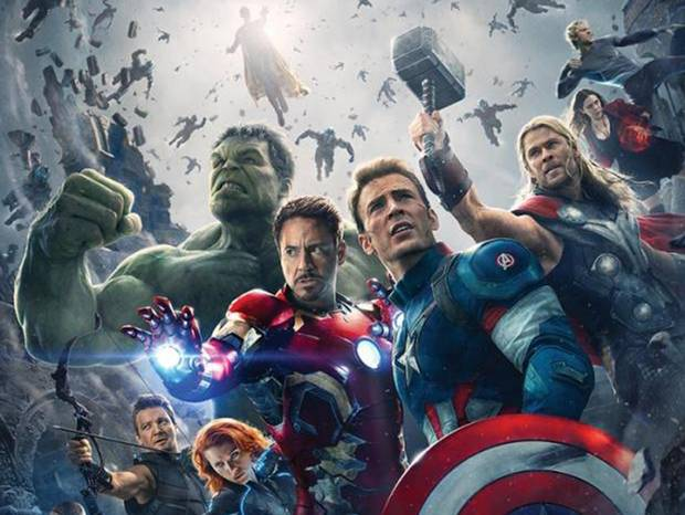 Source: Avengers: Age of Ultron Poster