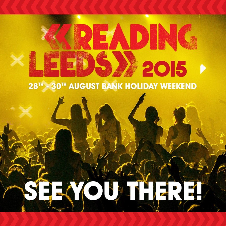 Reading Leeds Festival 2015
