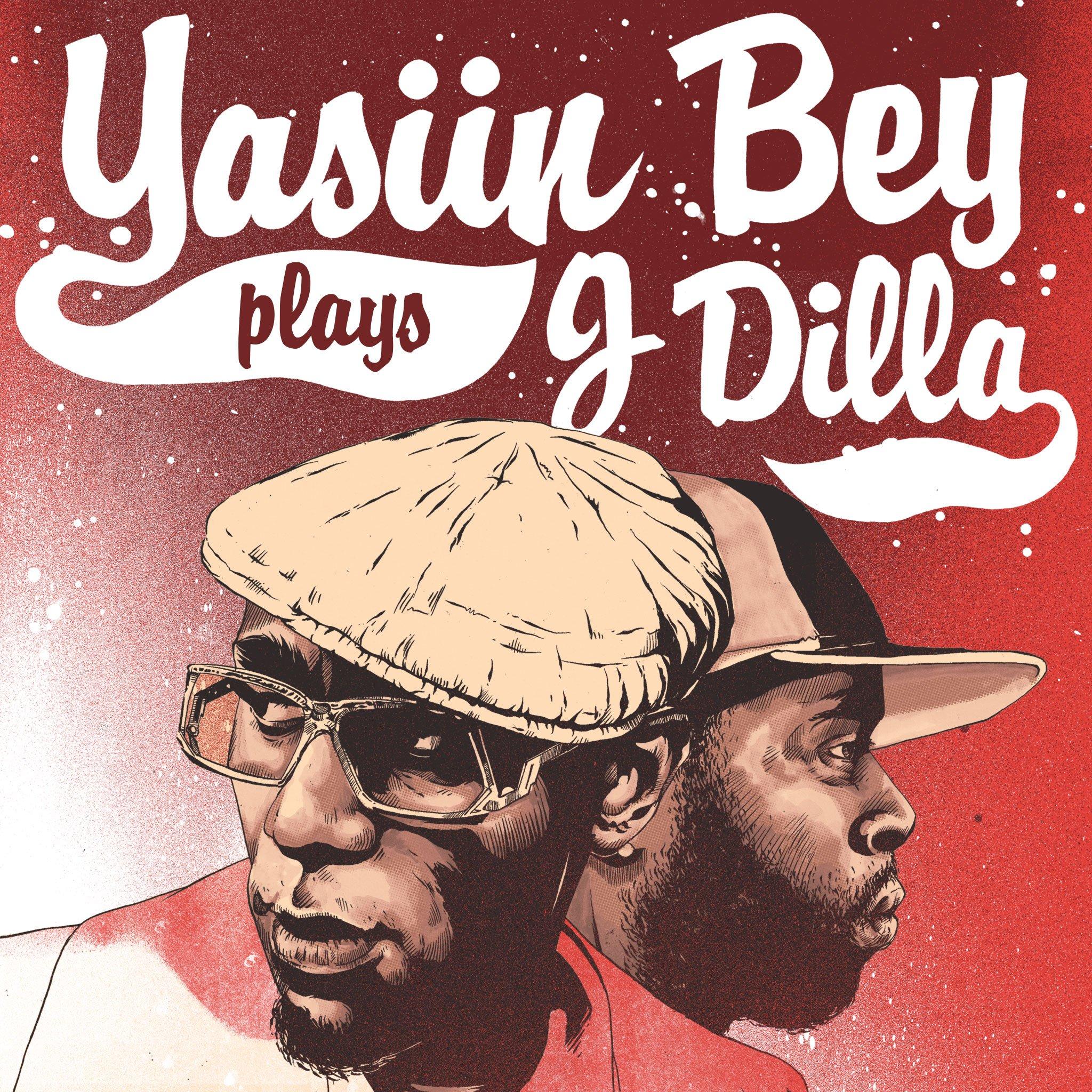Yasiin Bey x J Dilla