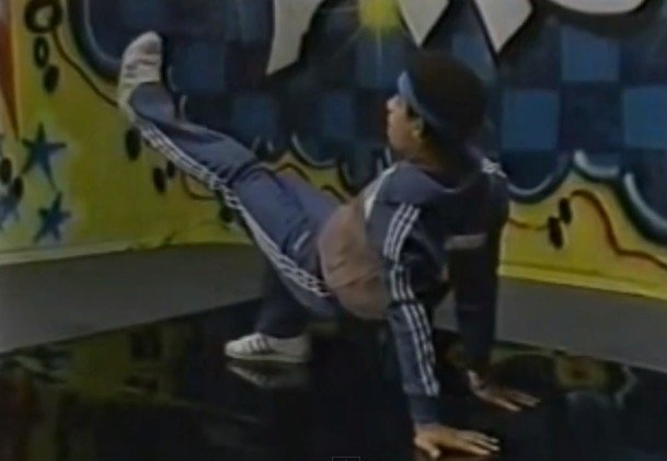 Vin Diesel Breakdancing