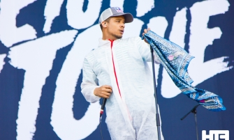 Raleigh Ritchie Wireless Festival