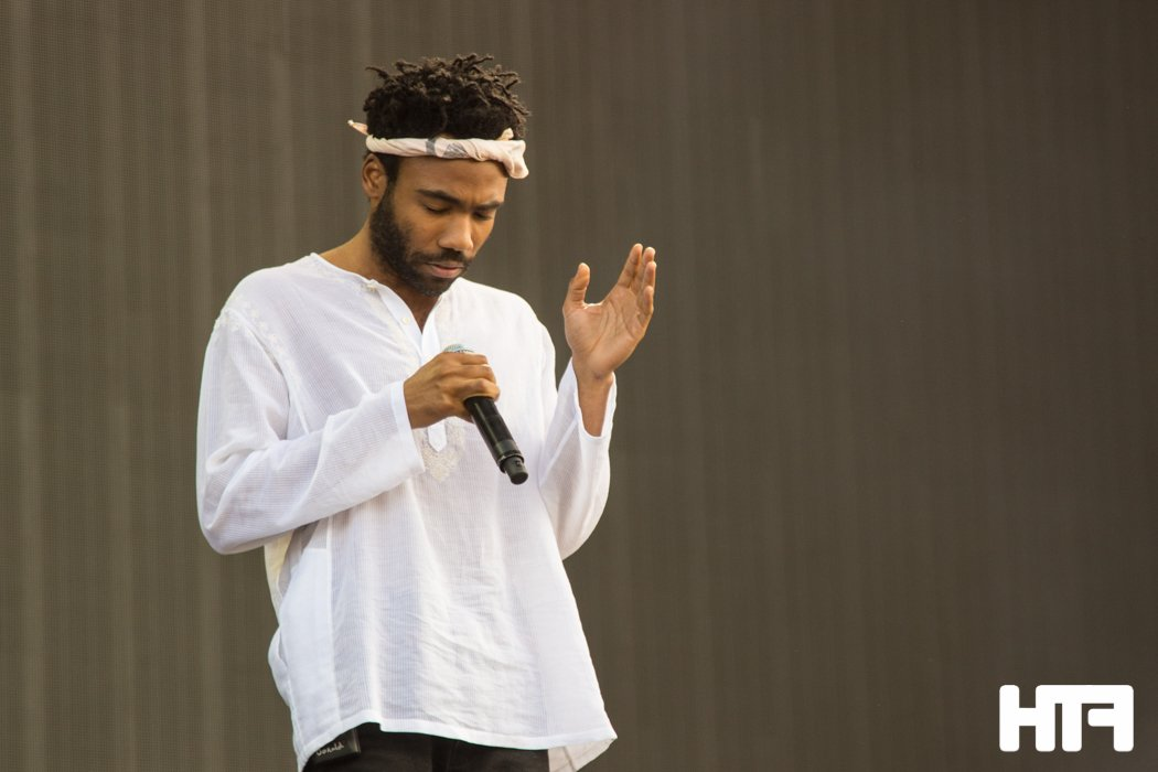 Childish Gambino Wireless Festival