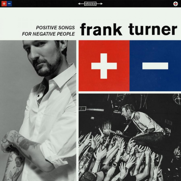 Frank Turner Positive Songs For Negative People Review
