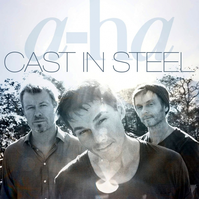 Review of A-ha Cast in Steel