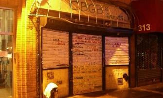 Small venues closing