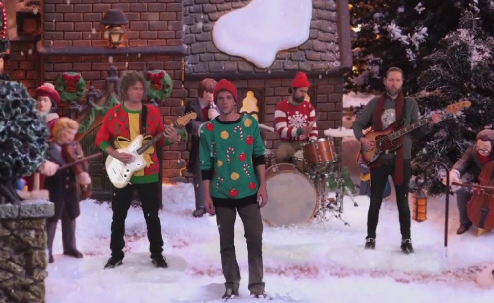 Killer Christmas: The Killers' Christmas Songs Rated From Worst To ...