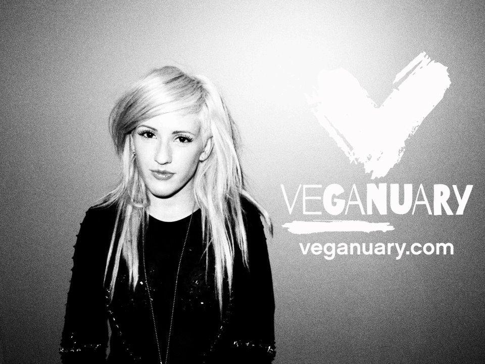 Ellie Veganuary