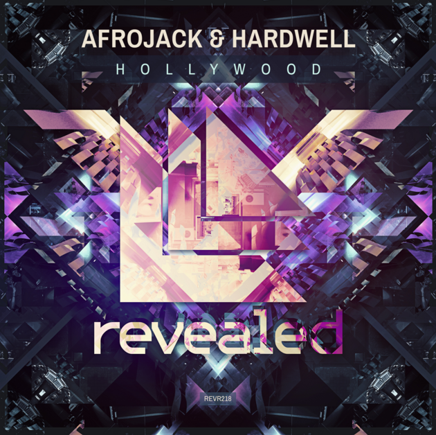 Hardwell and Afrojack