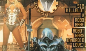 Robot Wars Killalot Single