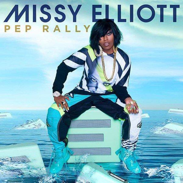 Missy Elliot - Pep Rally