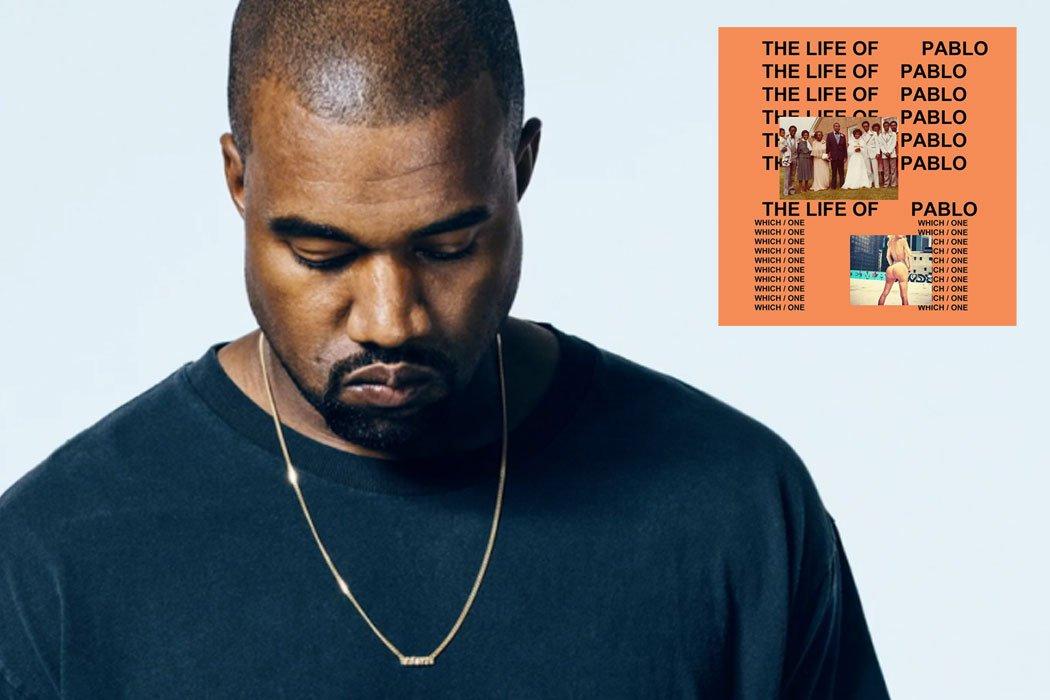 Kanye Life Of Pablo