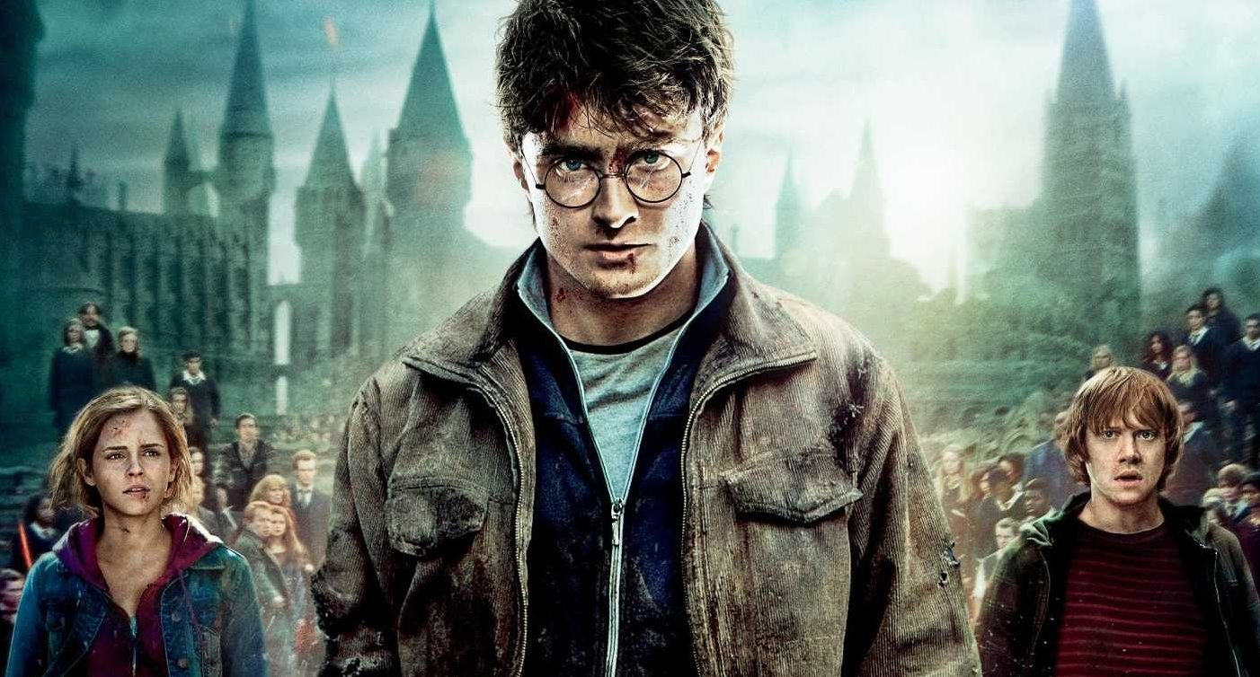 Harry Potter Deathly Hallows