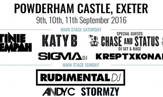Lockdown Festival 2016