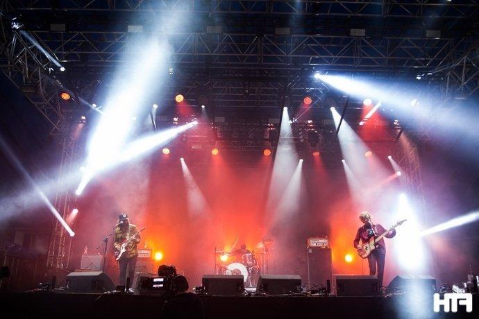 Black Foxxes Reading Festival 2016